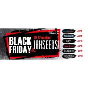Black Friday на Jahseeds!
